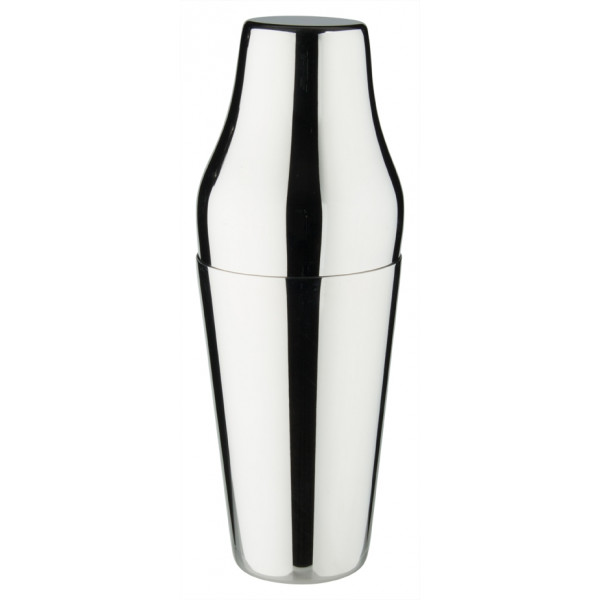 cocktail shaker wmf cromargan edelstahl zweiteilig 500ml. Black Bedroom Furniture Sets. Home Design Ideas