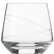 Schott Zwiesel PURE LOOP Whisky groß / Whisky Old Fashioned 389ml - 6 Stück  (114562)