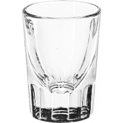 Fluted Whiskey Glas, Shooters & Shots Libbey - 44ml (12Stk)