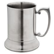 Trinkkrug, Stahl - 450ml
