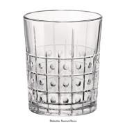 Whiskyglas Este, D.O.F., Bormioli Rocco - 390ml
