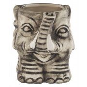 "Tiki Becher ""Elephant"", matt finish - 350ml"