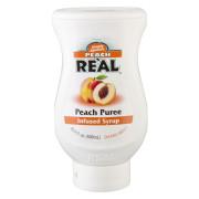 Peach Real - Pfirsichsirup (500ml)