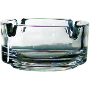 Aschenbecher, Glas transparent, mini