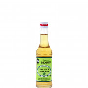 Lime Juice Cordial - Monin Sirup Kleinflasche (0,25l)