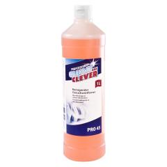 Reinigender Geruchsneutralisierer, Clean and Clever Professional - PRO 45 (1,0l)