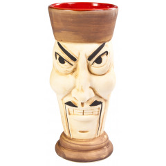 Tiki-Becher - Fu Manchu (360ml)
