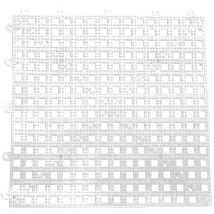 Gläserabstellmatte PVC klar - 30x30cm
